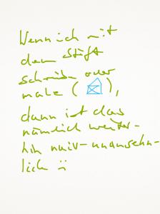 Meine Notizen, seite 2
